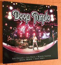 """NOTVD NIGHT 128 MEGARARE VINYL 12"""" 3LP SET DEEP PURPLE LIVE AT MONTREAUX 2011"""