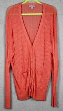 Women's 3X linen-rayon top by Olivia Sky NWT