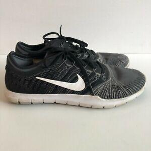 Nike Flex Adapt TR Cross Training Shoes Grey Black Oreo 831579 Womens Size 8.5
