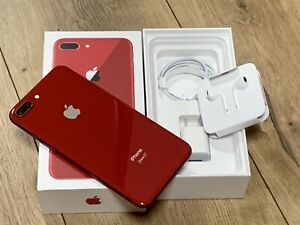 Apple iPhone 8 Plus (PRODUCT)RED - 256GB - Red (AT&T) A1897