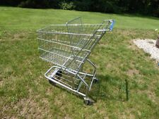 Small Store Wire Shopping Cart Excellent Pre Owned Condition!