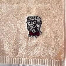 Handmade Animal Print Towels