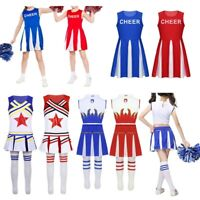 WRIST SWEATBANDS//CHEER LEADER OUTFIT Cosplay 1980s Retro Dance Party Costume Lot