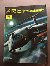 "APR 1973 ""AIR ENTHUSIAST"" MAGAZINE - WW2 KAWANISHI & SHIDEN-KAI AIRCRAFT"