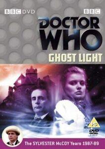 DOCTOR WHO GHOST LIGHT (Region 4) DVD Sylvester McCoy Ghostlight