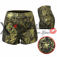 Unbranded Polyester Floral Mid Rise Shorts for Women