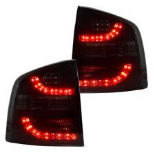 LED Rückleuchten Set für Skoda Octavia 1Z Kombi Bj. 04- Schwarz/Smoke