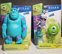 "Pixar GLX81 7/"" Figurine Mike Wazowski /& Boo figures"