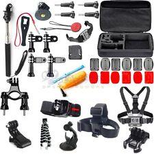 34in bicycle Accessories Bundle Kit for GoPro Hero 4/Black/Silver Hero 4/3+/3/2