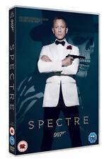 James Bond Spectre Daniel Craig DVD 2016 R2