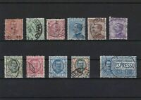 ITALY 1906  USED STAMPS SET   REF 5947