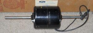 NOS 1971 Mercury Capri Heater Blower Motor Assembly