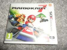 Nintendo 3DS Game - Mario Kart 7 - 2011 Fits 2DS XL DSi DS Lite Games Consoles