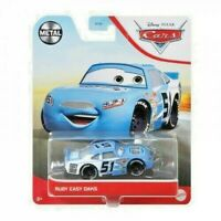Pixar Cars RUBY EASY OAKS #51 - Metal Car Mattel Disney DXV29 RARE NEW!