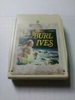 The Special Magic Of Burl Ives 1981 8 Track Tape Cartridge