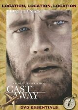 Widescreen Cast Away Commentary DVDs & Blu-ray Discs