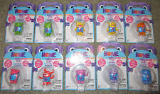 DREAMWORKS HOME MOOD FIGURES LOT 10 OFFICIAL 2015 MOVIE FIGURINES  STOCKING STUF