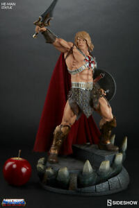 Sideshow He-Man 200459 statue Figure MOTU 243-4000 collector edition NEW.