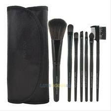 7Pcs Professional Soft Cosmetic Makeup Foundation Brushes Set + Pouch Bag Case