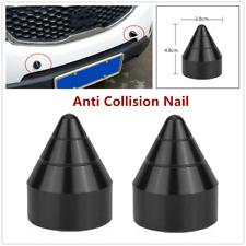 2* Universal  Car Rear Bumper Spike Guard Protector Anti Collision Nail Aluminum