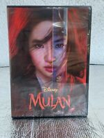 Mulan 2020 (1-Disc DVD) Live Action - Brand New Free Shipping