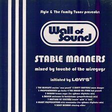 STABLE MANNERS = Dirty Beatniks/Akasha/Wiseguys/Mekon/Zoot...= groovesDELUXE!