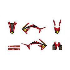 BLACKBIRD RACING Set zelfklevende stickers Rockstar Energy Honda 2142L
