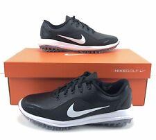 eb981dfdc8a92 Mens Nike Lunar Control Vapor 2 Golf Shoes Black White Sz 9.5 899633 002