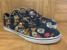 RARE🔥 VANS Atwood Lo Space Cat Astronaut Kitten Sneakers Sz 8 Women's Shoes