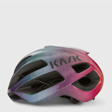 NEW Paul Smith KASK Protone Cycling Men Helmet Rainbow Gradient Large L LIMITED