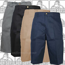 Ben Davis Work Shorts Men's Original Ben's Cotton Blend Heavy Weight Twill Short