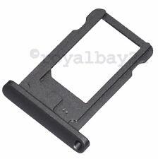 Apple iPad mini ALU microSIM slot tray SIM-Halter SIM-card holder schwarz black