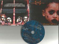 UNION UNDERGROUND Killing the fly 2 CLEAN TRX PROMO DJ CD single PRINTED LYRICS