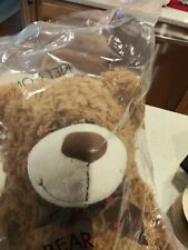 Curly the bear by Avon New in plastic