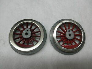 "2 New Lionel Drive Wheels for Standard Gauge  Engines with 2-3/4"" drivers w Boss"
