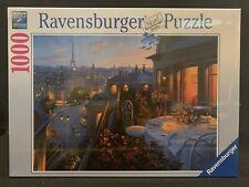 Ravensburger 1000 Piece Jigsaw Puzzle Paris Balcony Premium New Sealed 19410