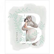 Camelot Disney Sentimental 85220107P 1 Jungle Book Panel   Cotton Fab