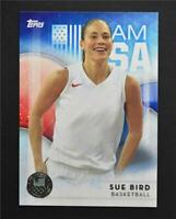2016 Topps U.S. Olympic Team Silver #44 Sue Bird - NM-MT