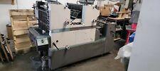 Hamada C248e 2 Units Printing Press