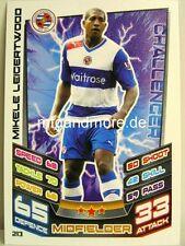 Match ATTAX 2012/13 Premier League - #213 Mikele Leigertwood-Reading