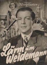 LÄRM UM WEIDEMANN (BFK 2304, 1935) - VICTOR DE KOWA