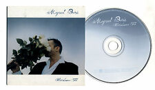 Cd PROMO MIGUEL BOSE' Olvidame tu - 2004 cds singolo single Bosè