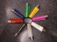 Genuine Clipper Lighter Personalised Any Name