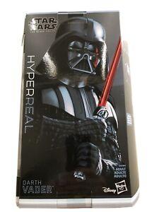 "Star Wars Black Series HyperReal Darth Vader 8"" MISB"