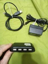 DYNEX USB 7 Port Hub with AC Power Adapter