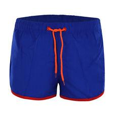 Disfraz Para Hombre Mar Neón Boxer Piscina Pantalones Cortos Casual Bermudas