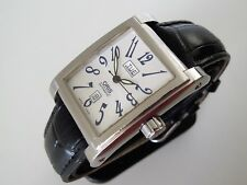 Oris Miles Day/Date automatic gents watch (7525) Serviced with new leather strap