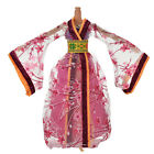 Dress for Barbies Classical Beautiful Chinese Ancient Dress Dolls Toys 6 ColorAT