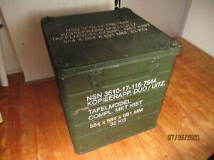 Zarges Aluminium WerkzeugBox Alu-Kiste Transportkiste Stapelbox