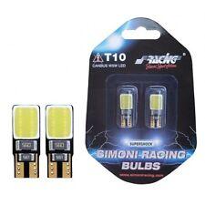 T10/COB Kit 2 lampadine T10 led COB light simoni racing